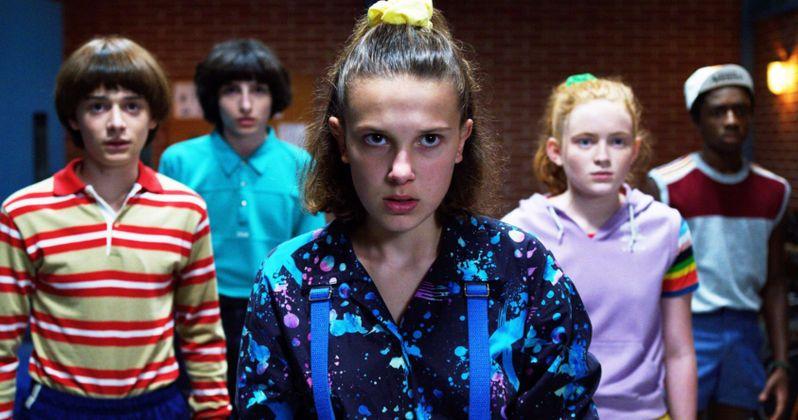 Stranger Things Season 3 Scores Streaming Record for Netflix