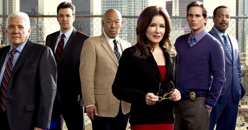 Mary McDonnell Talks Major Crimes Season 3 | EXCLUSIVE