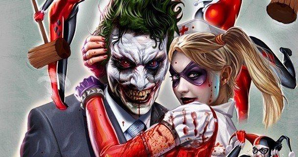 Suicide Squad Set Videos Join the Joker & Harley Quinn