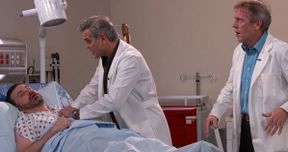 Watch George Clooney's One-Man ER Reunion on Jimmy Kimmel Live!