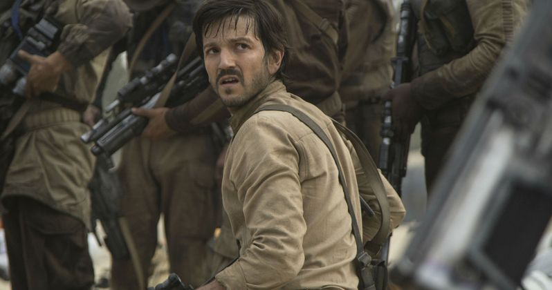Rogue One Director Explains Original Ending and How It Changed