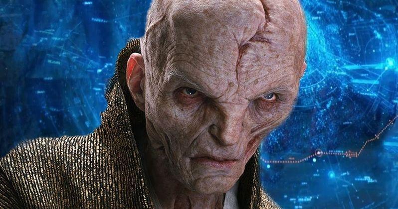 In Snoke's Revealed Secret Book Origins Jedi Last hCQdrts