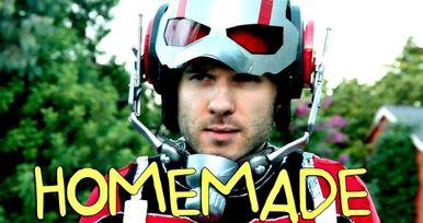 Nerd Alert: Ant-Man Sweded Trailer, Bald Villains & Breaking Bad