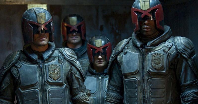 Dredd Producer Will Launch Dark Judges Miniseries Online