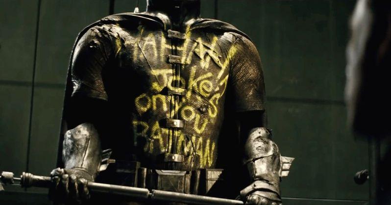 Batman v Superman Dead Robin Identity Confirmed