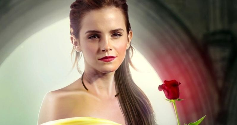 Beauty and the Beast Trailer Preview Arrives; First Footage Tomorrow