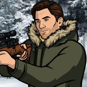 Archer Season 4 Episode 2 Photo Reveals Timothy Olyphant as Lucas Troy