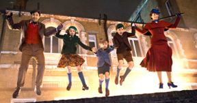 First Mary Poppins Returns Photos Are Bursting with Disney Magic