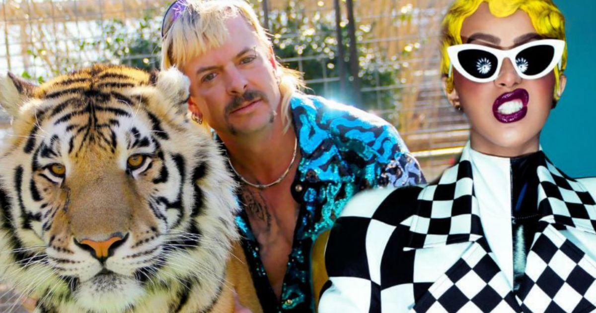 Tiger King Fan Cardi B Wants to Launch a GoFundMe for Netflix's Joe Exotic