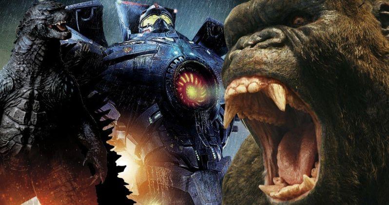 Pacific Rim Crossover with Godzilla and King Kong May Happen