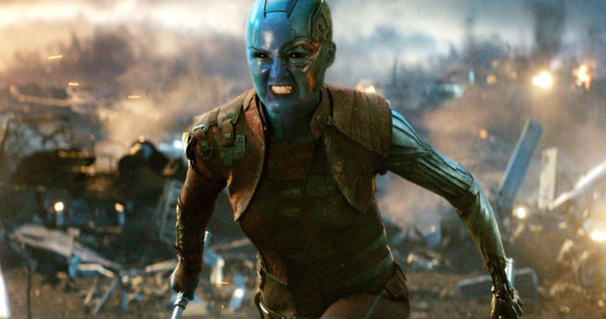 Вернется ли Карен Гиллан в роли Небулы в «Тор: Любовь и гром»?
