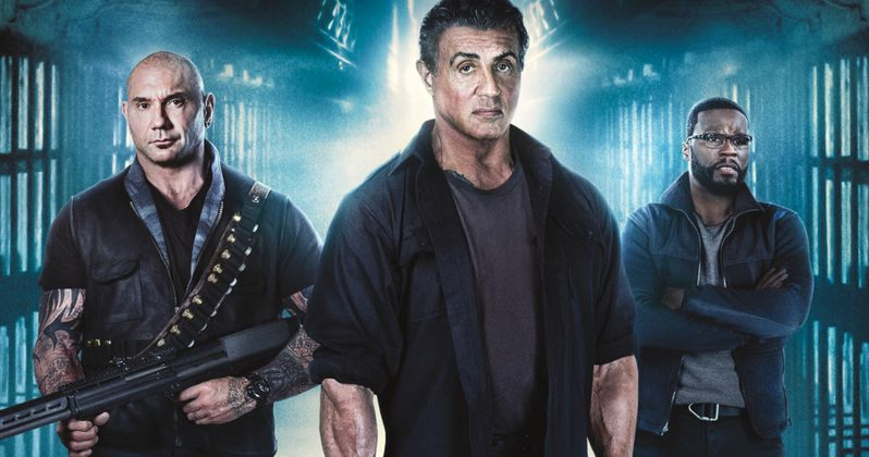 Escape Plan: The Extractors Trailer Locks Stallone in Most Impenetrable Prison Yet