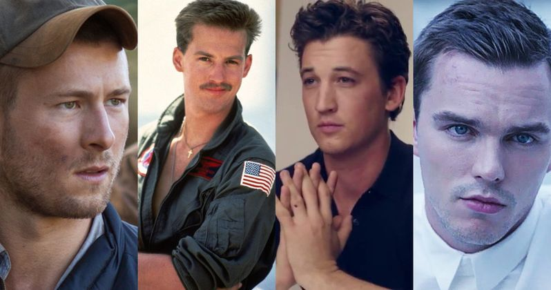 Top Gun 2 Targets 3 Actors for Goose's Son