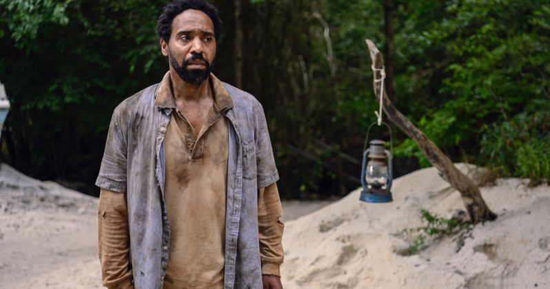 The Walking Dead Season 10 First Look at Kevin Carroll as Virgil