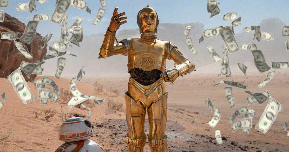 The Rise of Skywalker Lightspeed Skips Past $1 Billion at the Box Office