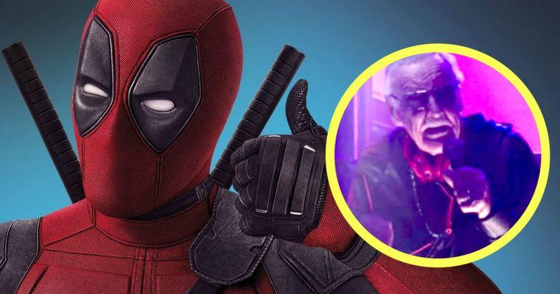 Stan Lee Reveals a Surprising Secret About His Deadpool Cameo