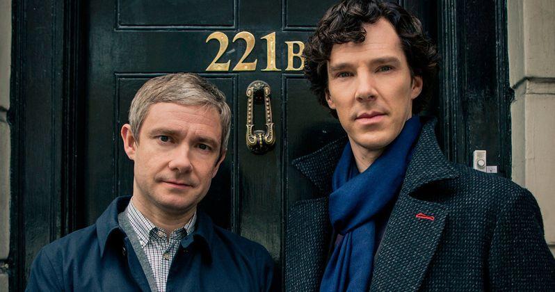Sherlock Season 3 Mini-Episode 'Many Happy Returns'