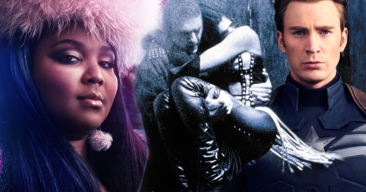 Lizzo Wants to Co-Star with Chris Evans in The Bodyguard Remake