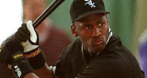 Michael Jordan Baseball Movie Coming from Producer Will Smith