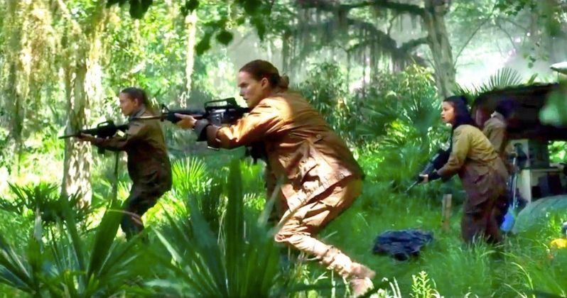 Annihilation Trailer Takes Natalie Portman Into a Strange New World