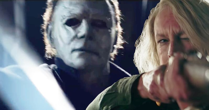 Halloween International Trailer Is Completely Different, Focuses on Laurie Vs. Michael