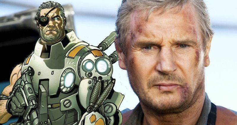 Deadpool 2 Wants Liam Neeson as Cable?