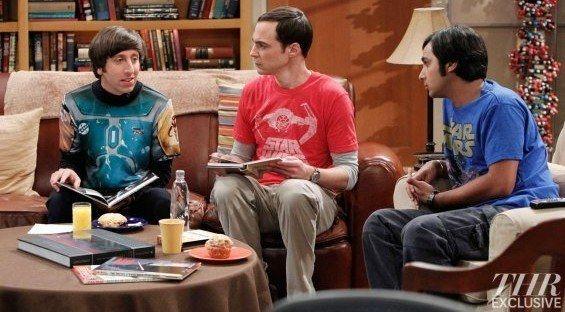 Big Bang Theory and Goldbergs Plan Star Wars Episodes for May
