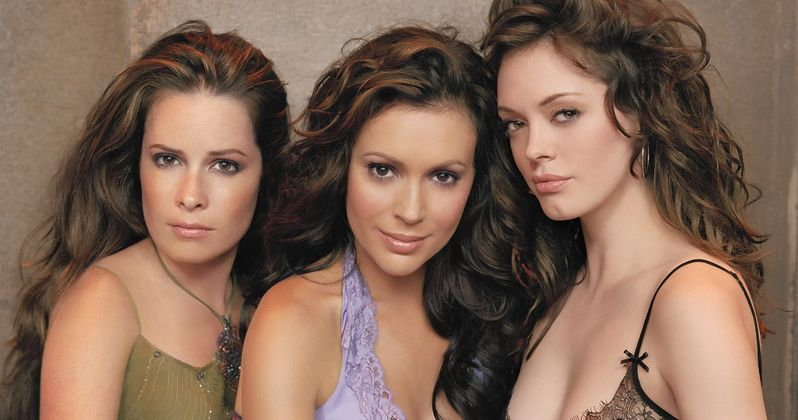 Charmed Revival Series Not Happening Yet Says Alyssa Milano