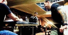 Venom Begins Shooting, Tom Hardy Arrives in First Set Photo
