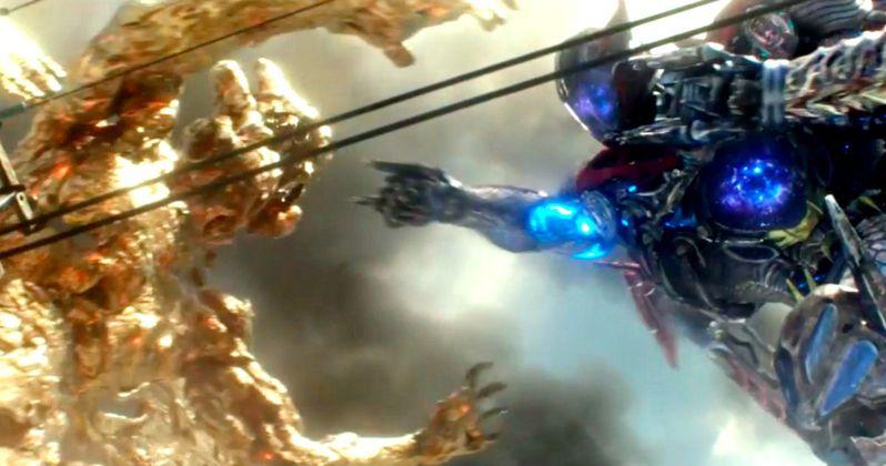 Power Rangers Trailer #2 Unleashes Zordon, Goldar & the Megazord
