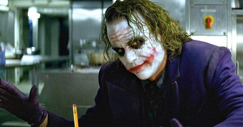 Joker's Dark Knight Pencil Trick Secret Finally Revealed
