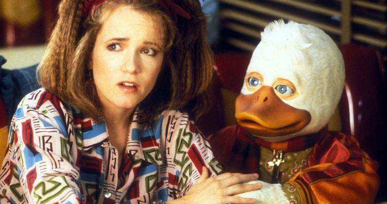 Why James Gunn Hates the Howard the Duck Movie