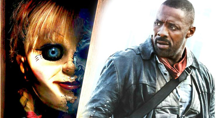 Can Annabelle 2 Topple Dark Tower at the Box Office This Weekend?