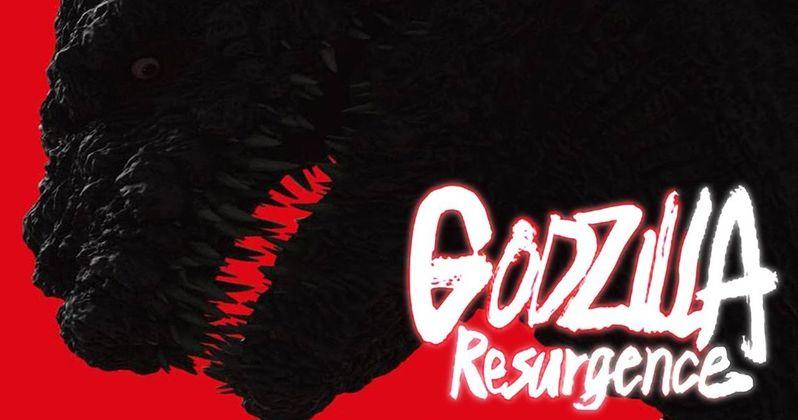 New Godzilla Revealed in Toho's Resurgence
