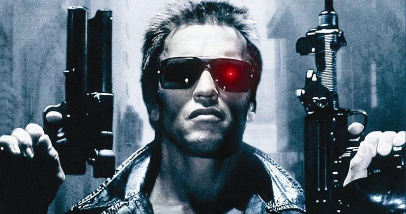 Arnold Schwarzenegger Will Play an Aging T-800 in Terminator: Genesis