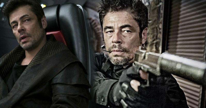 Benicio Del Toro Wants to Be in More Star Wars & Sicario Movies