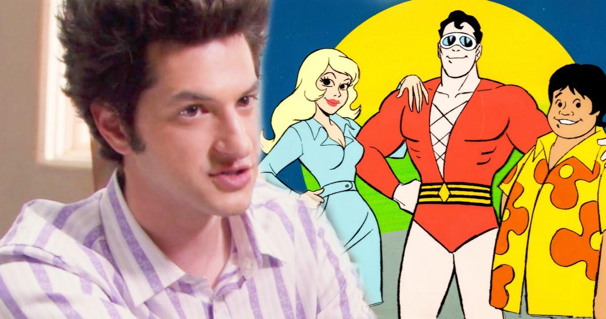 Если выйдет фильм DC 'Пластиковый человек', актер 'Sonic' Бен Шварц захочет взять на себя инициативу