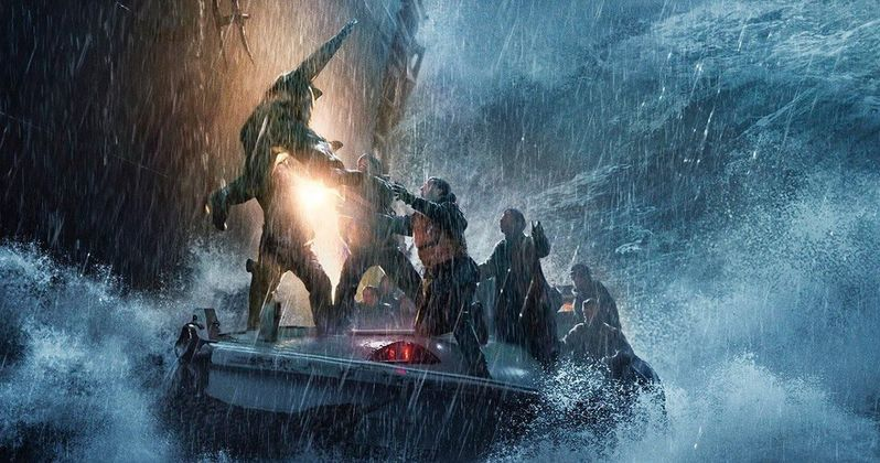 The Finest Hours Trailer #2 Sends Chris Pine to the Rescue