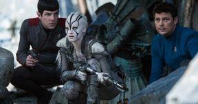 Bones Gives Spock Love Advice in First Star Trek Beyond Clip
