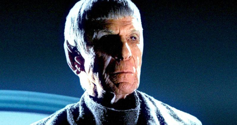Leonard nimoy as spock Shine