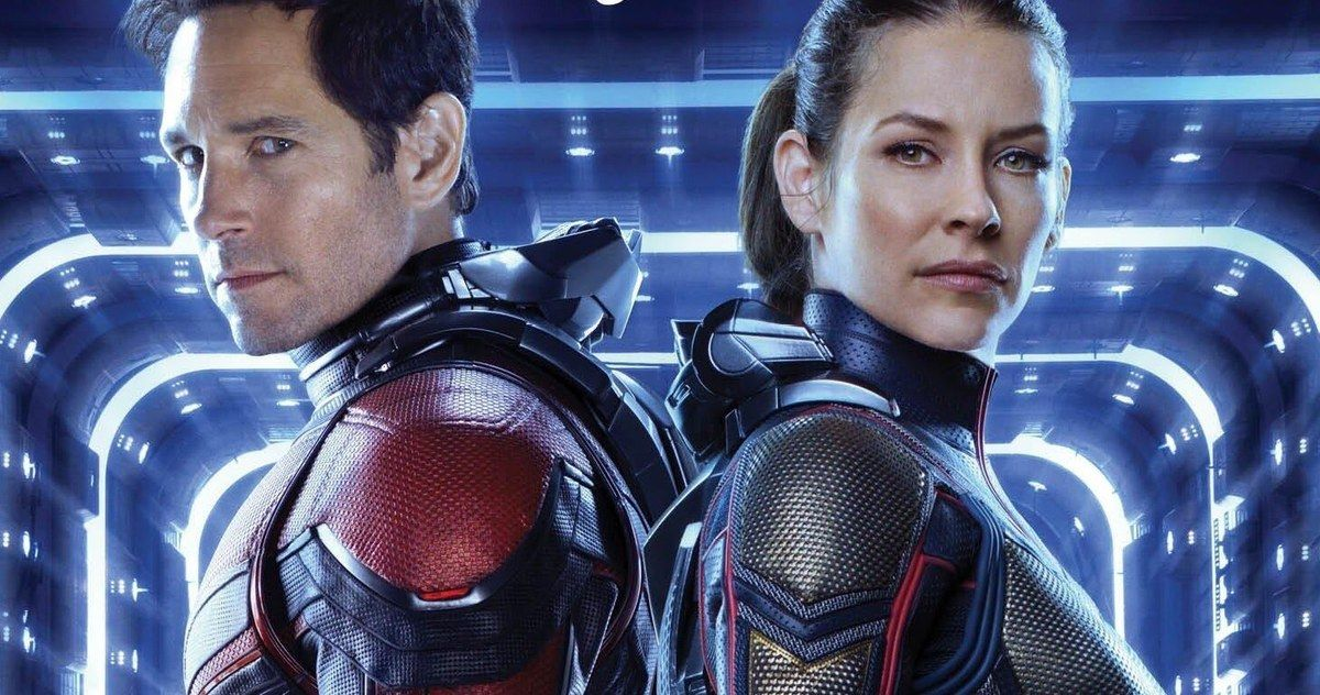 Ant-Man 2 Gives Wasp a Different Kind of Origin Story