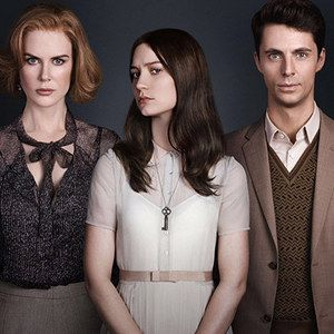 Stoker Poster Warns Do Not Disturb the Family