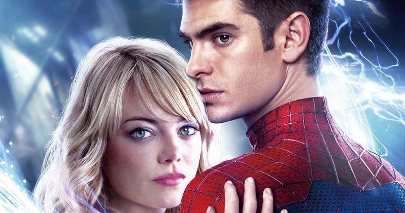 Amazing Spider-Man 2 Interviews with Andrew Garfield, Emma Stone and Jamie Foxx| EXCLUSIVE