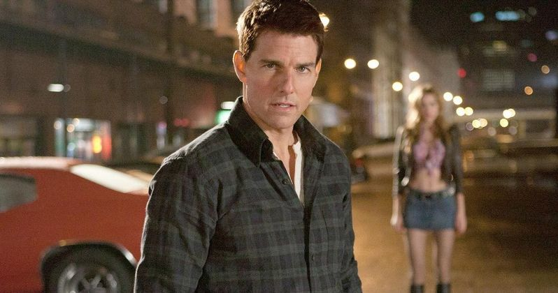 Jack Reacher 2 Title Revealed as Shooting Begins