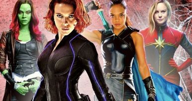 Marvel Boss Wants More Female Than Male Heroes in the MCU