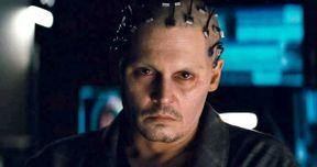 Transcendence Japanese Trailer Starring Johnny Depp