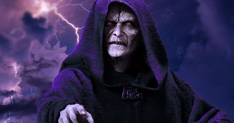The Rise of Skywalker Trailer Recycled the Emperor's Laugh from the Lucasfilm Vaults
