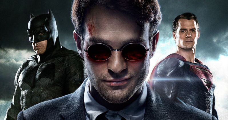 Daredevil Season 2 to Debut Same Day as Batman v Superman?
