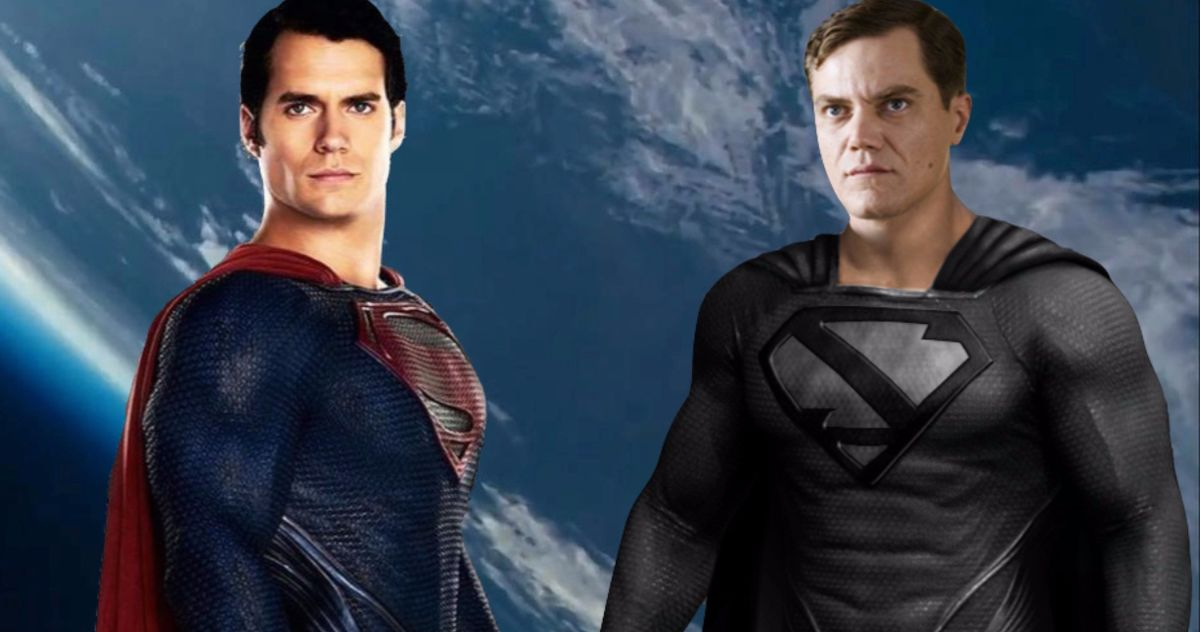 Michael Shannon Shares the Good and Bad Sides of Playing Zod in Man of Steel