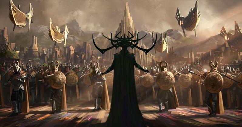 Thor: Ragnarok Set Photos Surface as Production Controversy Rises